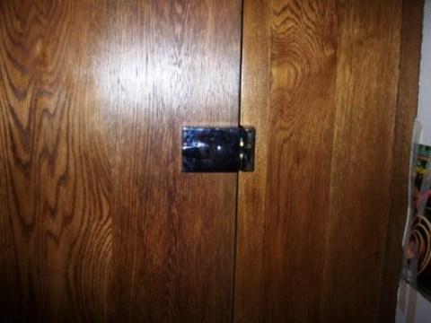 bespoke oak doors